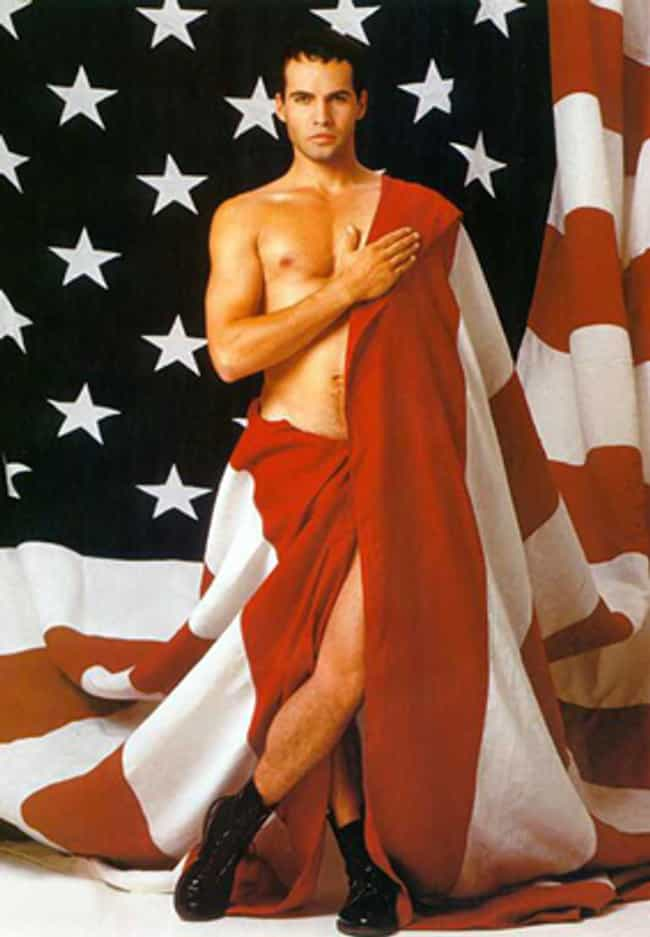 Billy Zane in American Flag Co... is listed (or ranked) 4 on the list Hot Billy Zane Photos