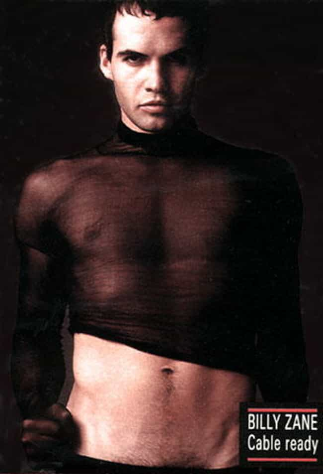 Billy Zane in See Through Long... is listed (or ranked) 3 on the list Hot Billy Zane Photos