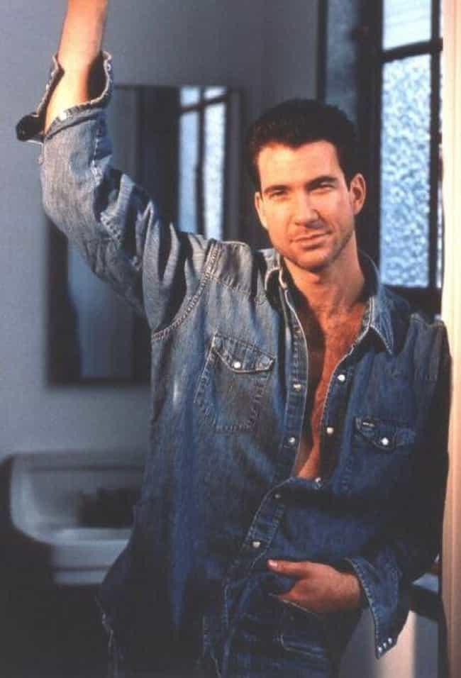 Dylan McDermott in Denim Jeans... is listed (or ranked) 2 on the list Hot Dylan McDermott Photos