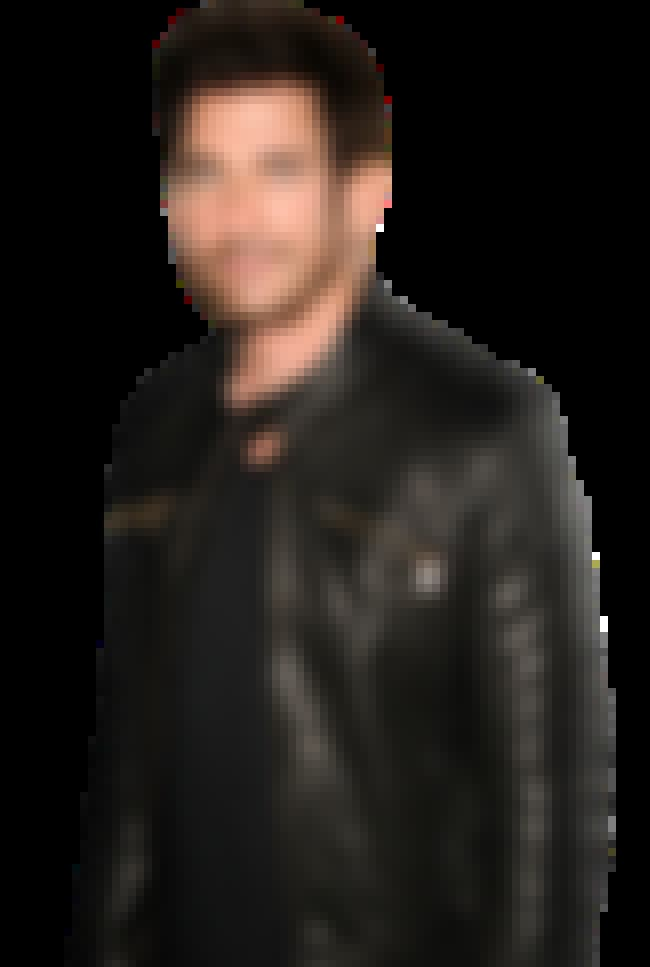 Dylan McDermott in Bomber Leat... is listed (or ranked) 3 on the list Hot Dylan McDermott Photos