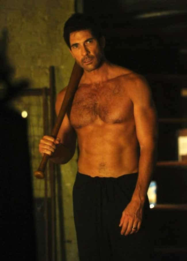 Dylan McDermott in Shirtless w... is listed (or ranked) 1 on the list Hot Dylan McDermott Photos