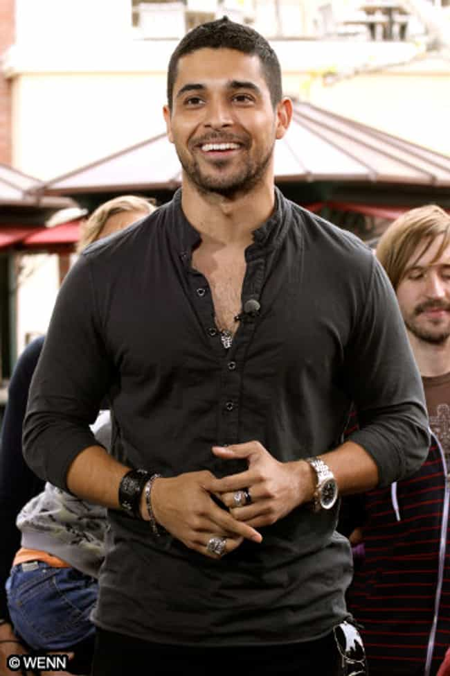 Wilmer Valderrama in Button Fr... is listed (or ranked) 3 on the list Hot Wilmer Valderrama Photos