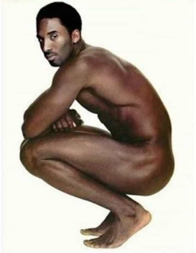 Kobe Bryant in Nude Pose... is listed (or ranked) 1 on the list Hot Kobe Bryant Photos