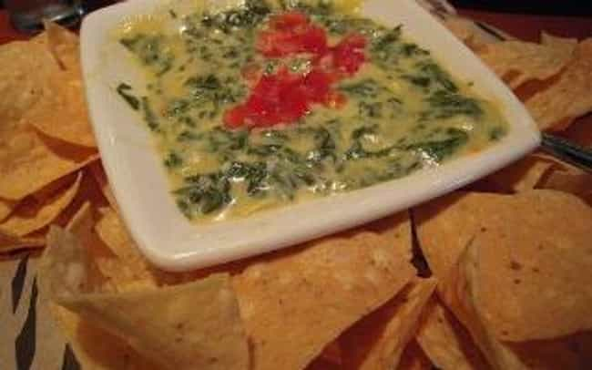 Warm And Y Artichoke Dip Is Listed Or Ranked 1 On The List Elephant