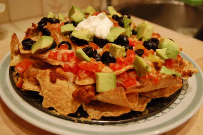 Beef Nachos is listed (or ranked) 2 on the list El Chico Cafe Recipes