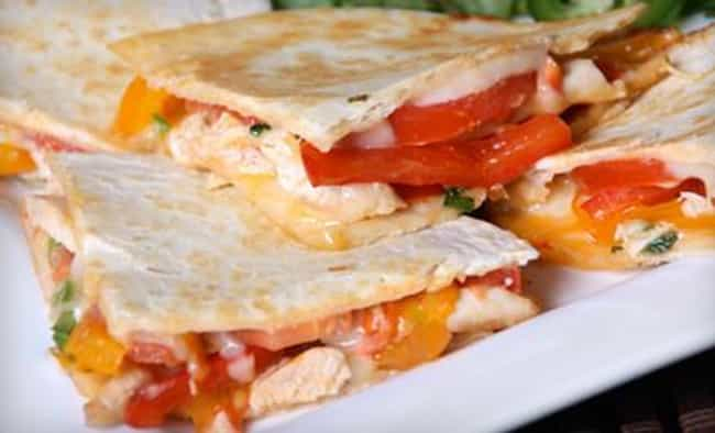Chicken Monterrey Dinner is listed (or ranked) 4 on the list El Chico Cafe Recipes