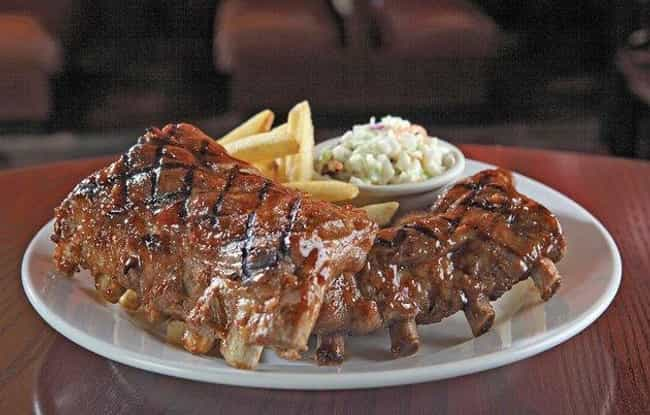 Baby Back Ribs is listed (or ranked) 2 on the list Cheddar's Casual Cafe Recipes