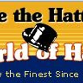 Mike the Hatter's World of Hat is listed (or ranked) 13 on the list The Best Hat Websites