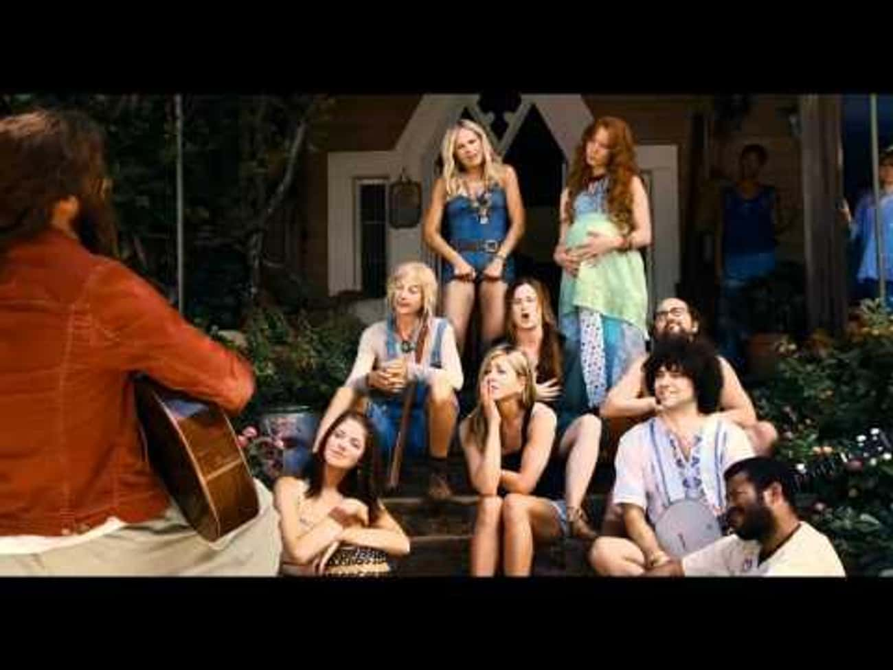 Intentional Community is listed (or ranked) 2 on the list Wanderlust Movie Quotes