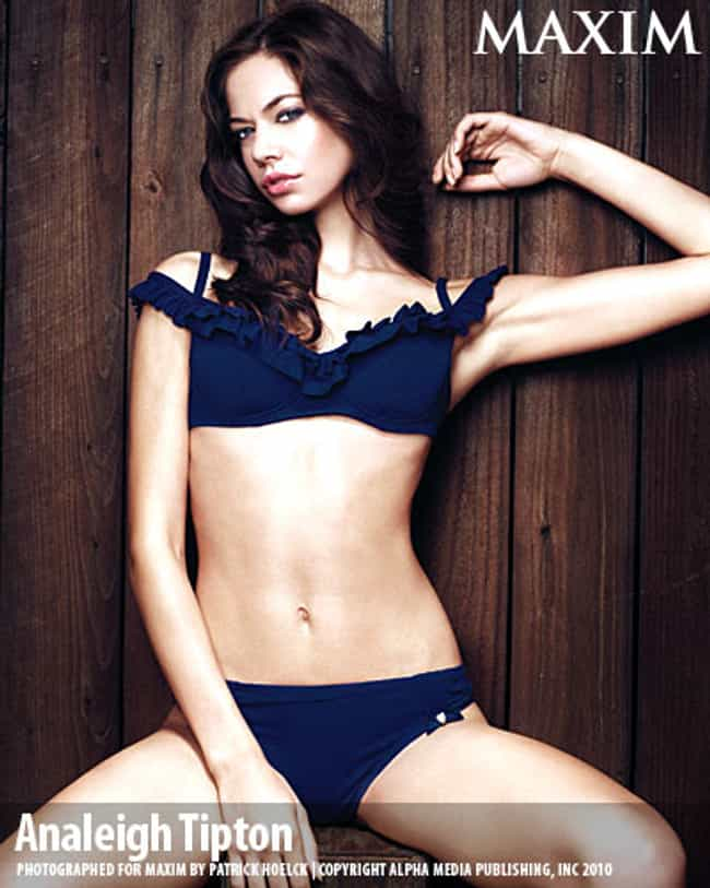 Analeigh Tipton Doesn't Ca... is listed (or ranked) 3 on the list The Hottest Analeigh Tipton Photos