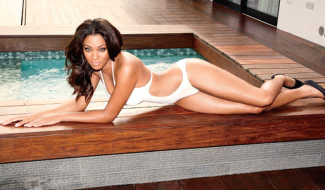 Bria Murphy in Plain White Mon... is listed (or ranked) 4 on the list The Hottest Bria Murphy Photos