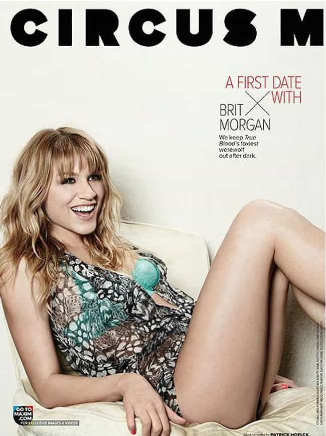 Brit Morgan in Sheer Homecomin... is listed (or ranked) 4 on the list Hottest Brit Morgan Photos