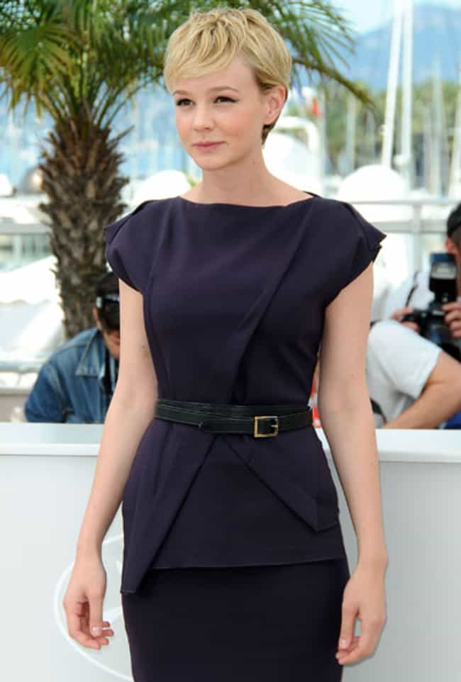 Carey Mulligan In Marina Gear is listed (or ranked) 1 on the list The Most Stunning Carey Mulligan Photos