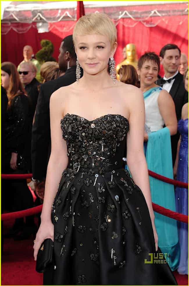 Carey Mulligan Rolled Around I... is listed (or ranked) 3 on the list The Most Stunning Carey Mulligan Photos