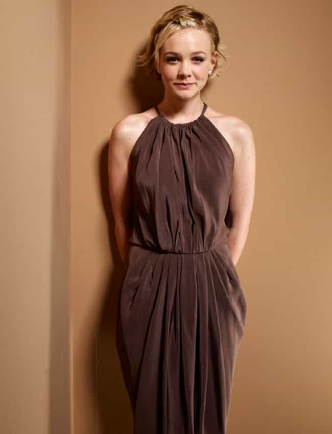 Carey Mulligan In Brown is listed (or ranked) 2 on the list The Most Stunning Carey Mulligan Photos