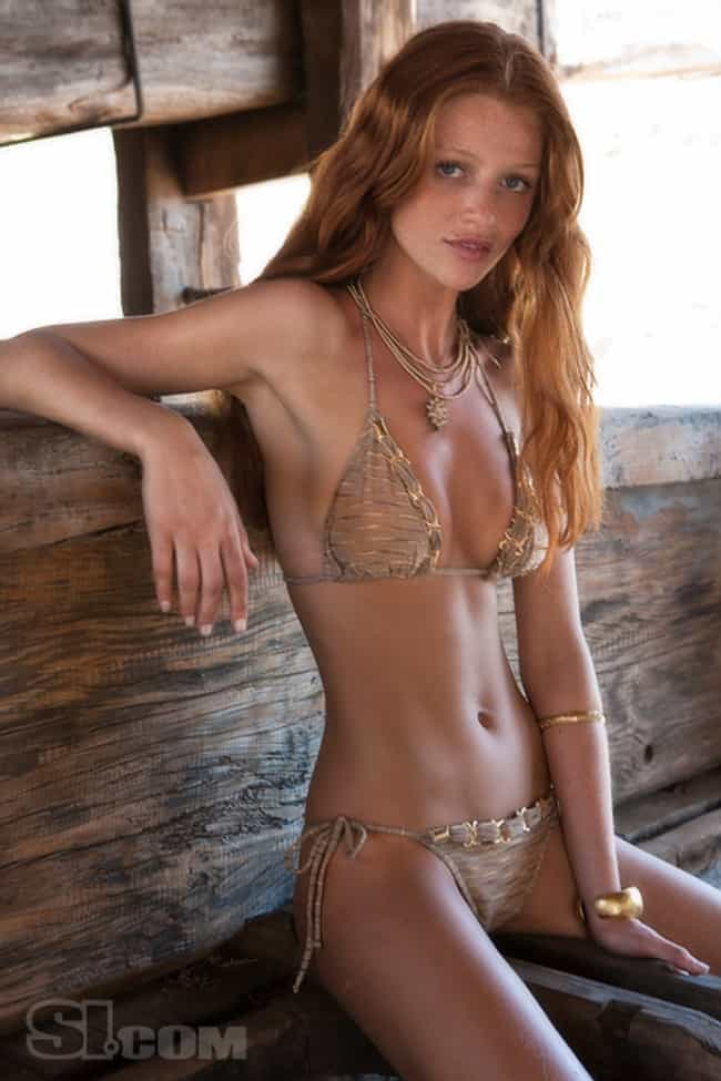 Cintia Dicker in Triangle Puck... is listed (or ranked) 1 on the list Hottest Cintia Dicker Photos
