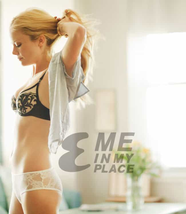 Claire Coffee in Embroidered L... is listed (or ranked) 2 on the list Hottest Claire Coffee Photos