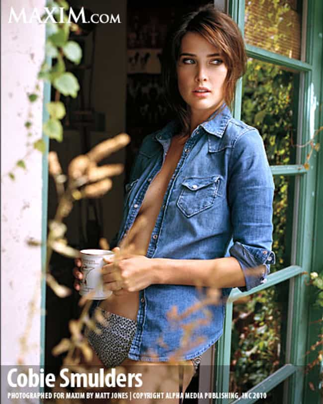 Cobie Smulders After Banging J... is listed (or ranked) 3 on the list The Hottest Cobie Smulders Pictures of All Time