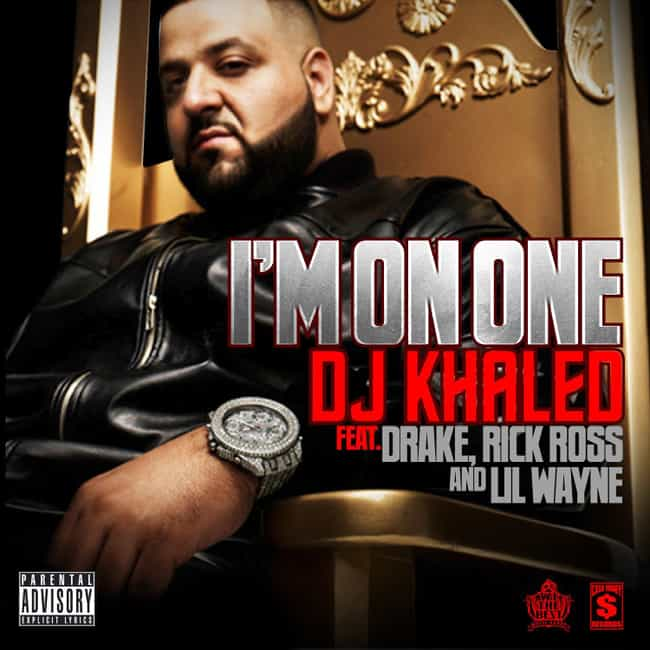 I'm On One - DJ Khaled ft.... is listed (or ranked) 4 on the list The Greatest Lil' Wayne Collaborations