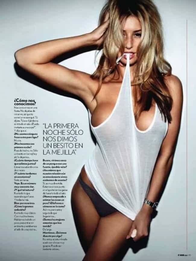Danica Thrall in Stretched Tan... is listed (or ranked) 1 on the list Hottest Danica Thrall Photos