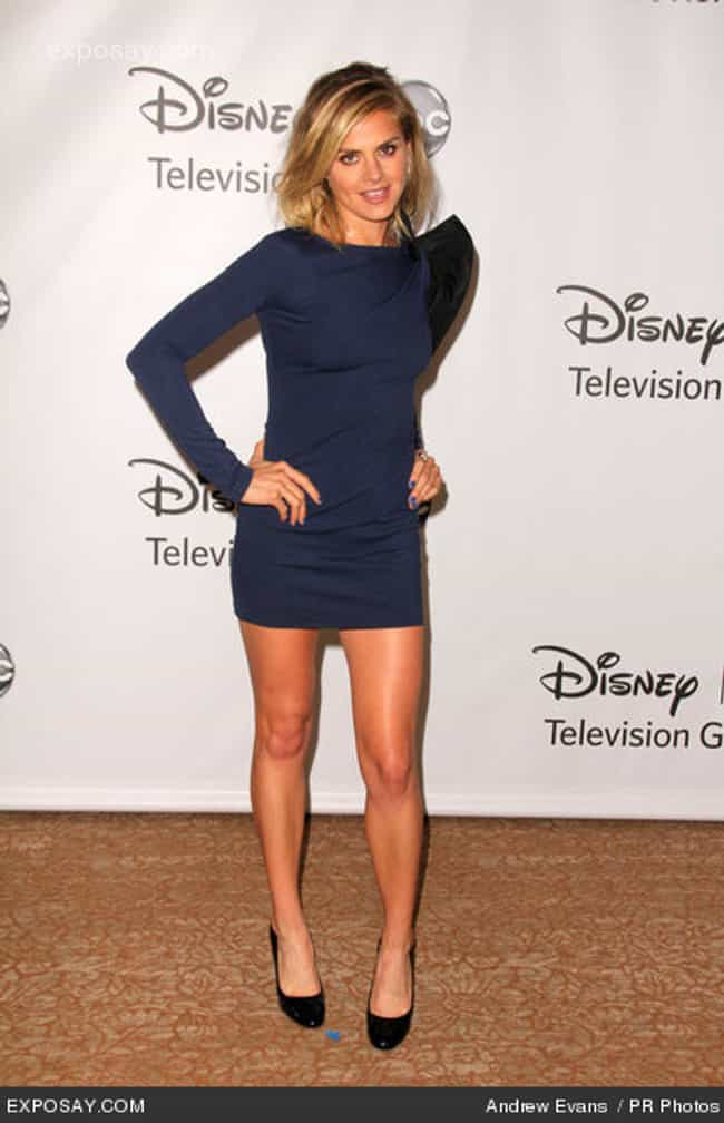 Eliza Coupe in One Shoulder Bo... is listed (or ranked) 3 on the list Hottest Eliza Coupe Photos