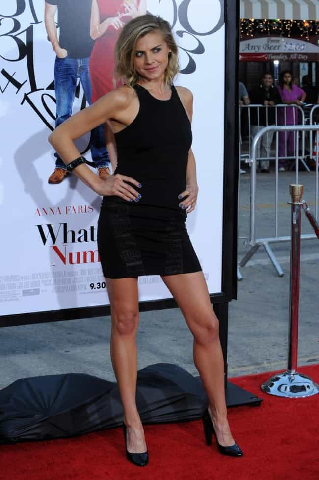 Eliza Coupe in Vila Pencil Dre... is listed (or ranked) 4 on the list Hottest Eliza Coupe Photos