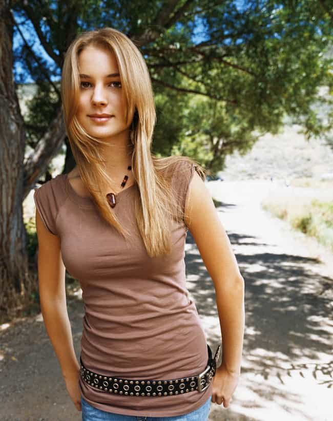 Emily VanCamp Enjoys Long Hike... is listed (or ranked) 4 on the list Hottest Emily VanCamp Photos