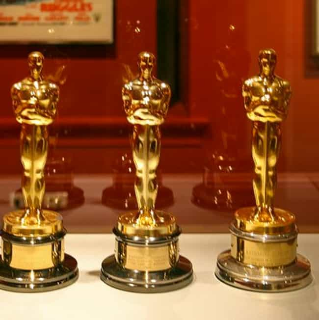 Golden Statues is listed (or ranked) 1 on the list Funny Oscars 2012 Quotes