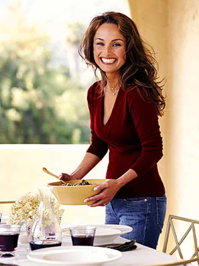 Giada De Laurentiis Throws Gre... is listed (or ranked) 3 on the list The Most Beautiful Photos of Giada De Laurentiis