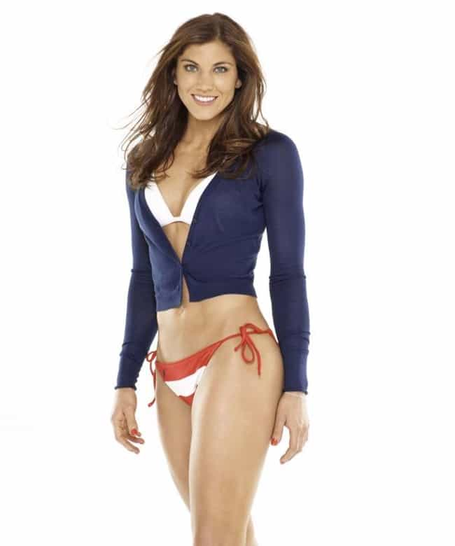 Hope Solo Wants Her Pants Back is listed (or ranked) 1 on the list The 25 Hottest Hope Solo Photos