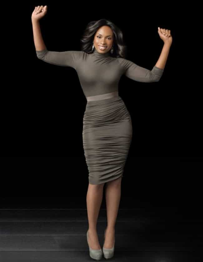 Near-Nude Jennifer Hudson - Hot Pics, Photos And Images-6271