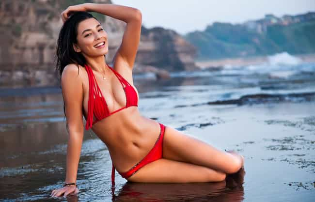 Jessica Gomes in Crossover Str... is listed (or ranked) 4 on the list Hottest Jessica Gomes Photos