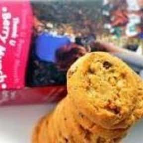Thank U Berry Munch is listed (or ranked) 16 on the list The Most Delicious Girl Scout Cookies, Ranked