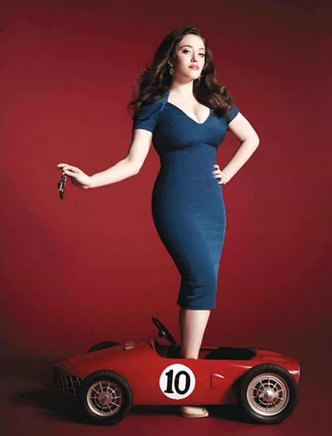 You Need AWD to Handle all Tho... is listed (or ranked) 3 on the list The 28 Hottest Pics of Kat Dennings