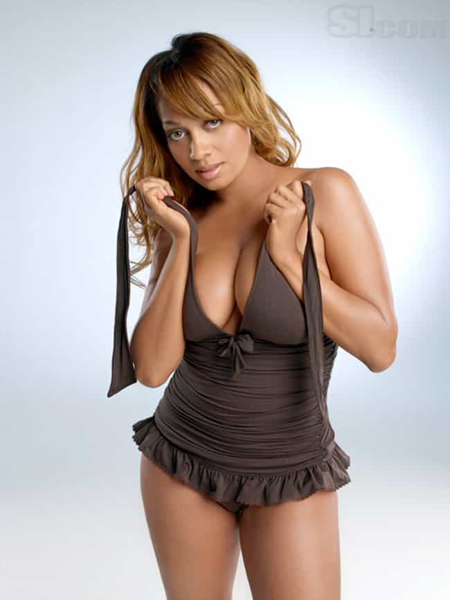 Lala Vasquez in Sheer Ruched S... is listed (or ranked) 1 on the list Hottest Lala Vasquez Photos