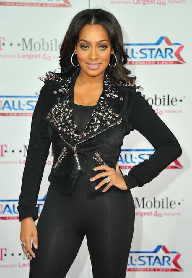 Lala Vasquez in G-Star Jacket ... is listed (or ranked) 4 on the list Hottest Lala Vasquez Photos
