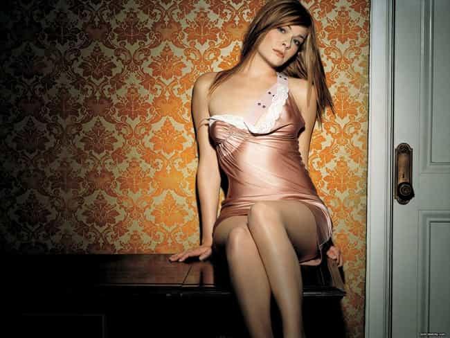 LeAnn Rimes in Satin Evening D... is listed (or ranked) 3 on the list Hottest LeAnn Rimes Photos