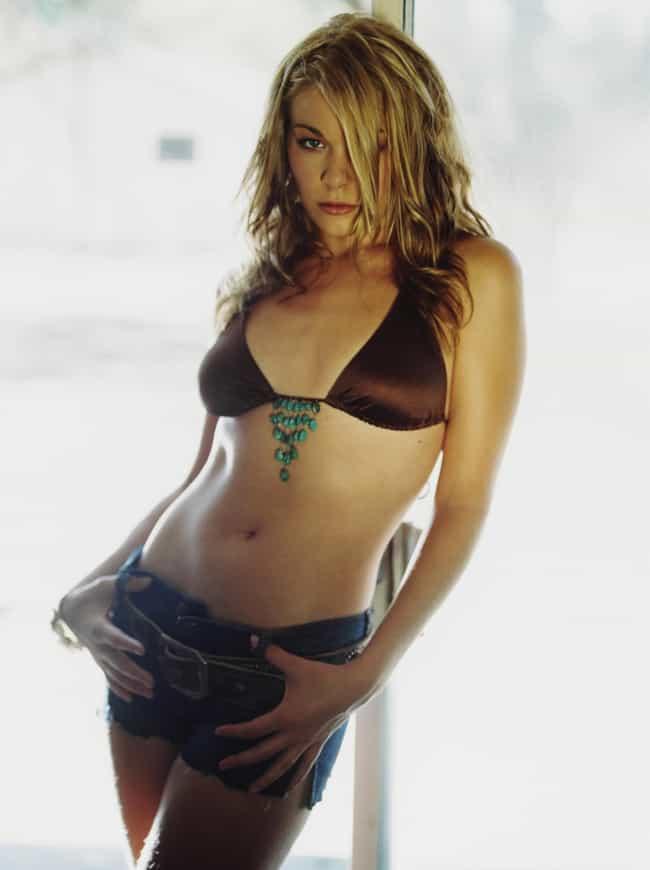 LeAnn Rimes in Satin Bikini To... is listed (or ranked) 1 on the list Hottest LeAnn Rimes Photos