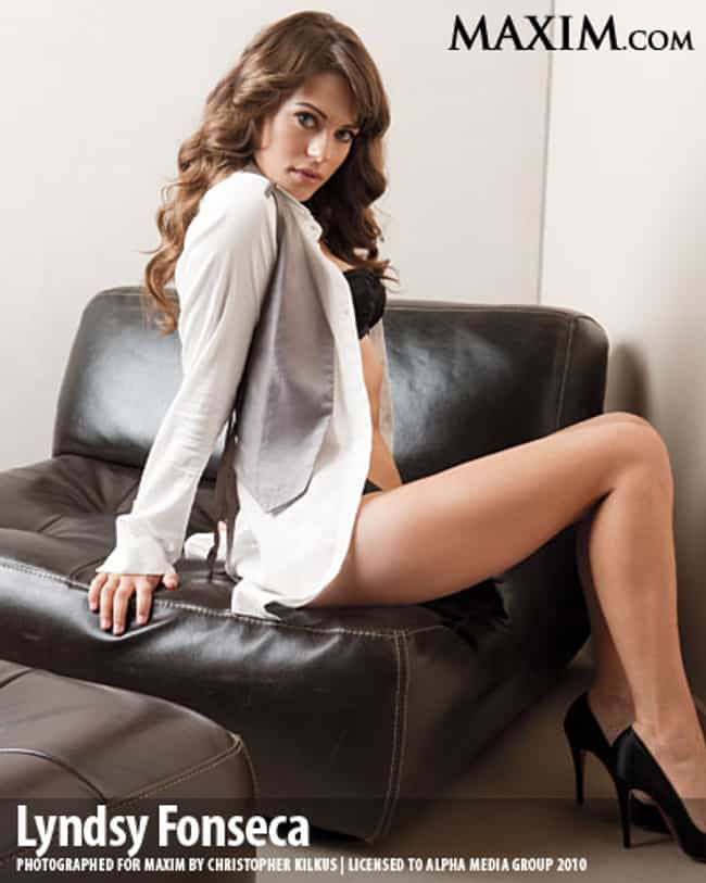 Lyndsy Fonseca is Early For He... is listed (or ranked) 1 on the list The Hottest Lyndsy Fonseca Photos