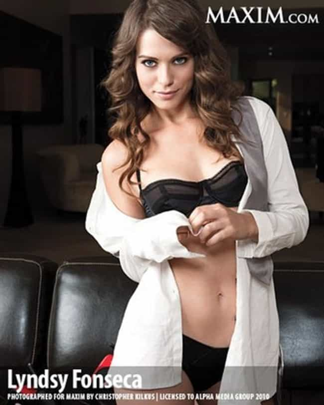 Lyndsy Fonseca Knows Someone T... is listed (or ranked) 3 on the list The Hottest Lyndsy Fonseca Photos