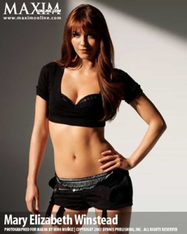 Mary Elizabeth Winstead in Sco... is listed (or ranked) 2 on the list The Hottest Mary Elizabeth Winstead Photos