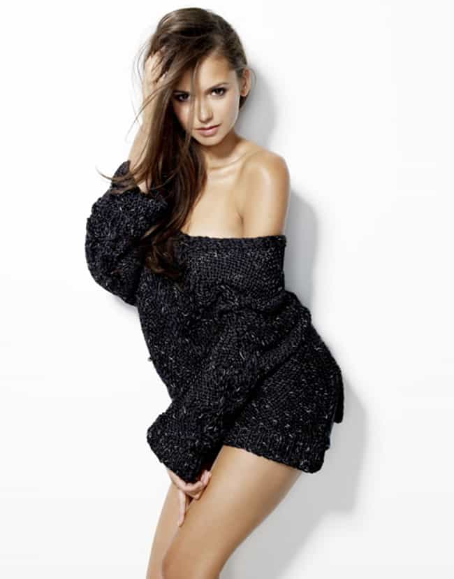 Nina Dobrev Doesn't Believe in... is listed (or ranked) 2 on the list The 27 Hottest Nina Dobrev Photos