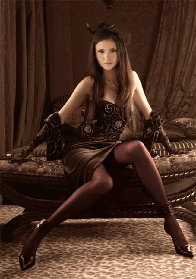 Nina Dobrev Loves Game of Thro... is listed (or ranked) 3 on the list The 27 Hottest Nina Dobrev Photos