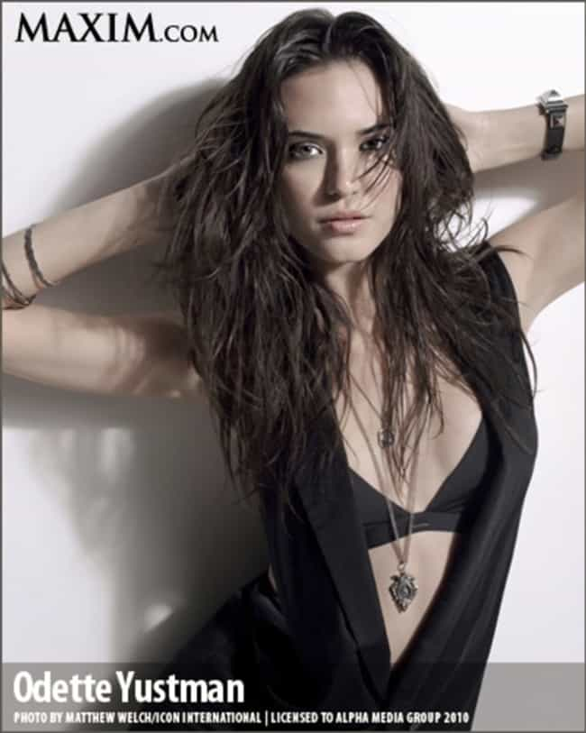 Odette Annable in Sleeveless w... is listed (or ranked) 3 on the list Hottest Odette Annable Photos