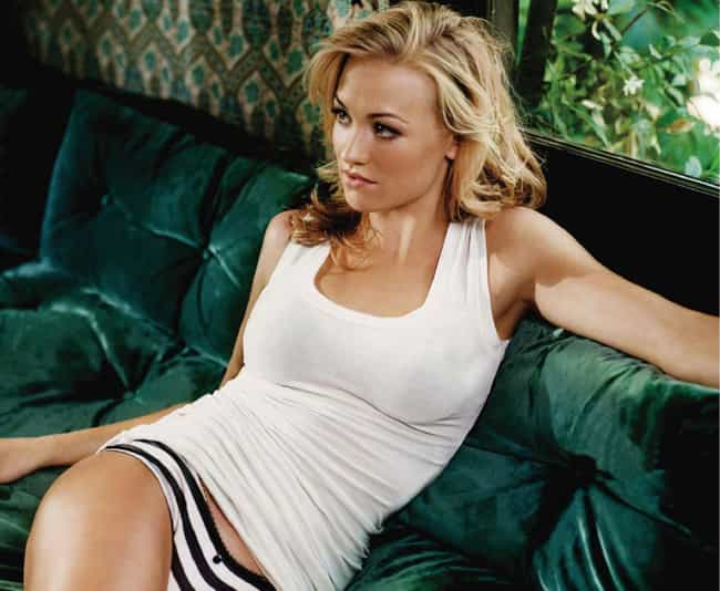 Yvonne Strahovski is Losing Th... is listed (or ranked) 2 on the list The Sexiest Yvonne Strahovski Pictures Ever