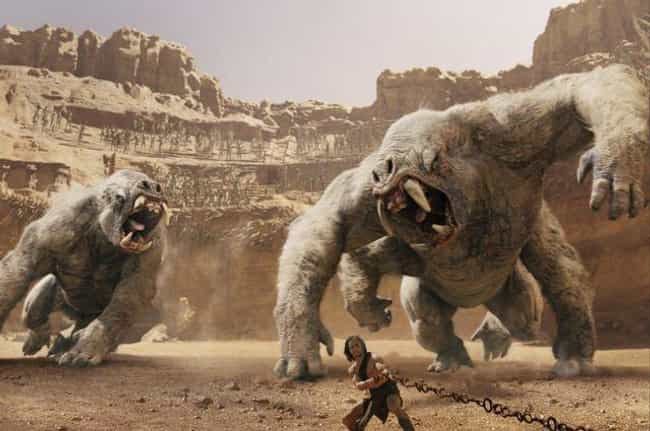 Something New is listed (or ranked) 3 on the list John Carter Movie Quotes
