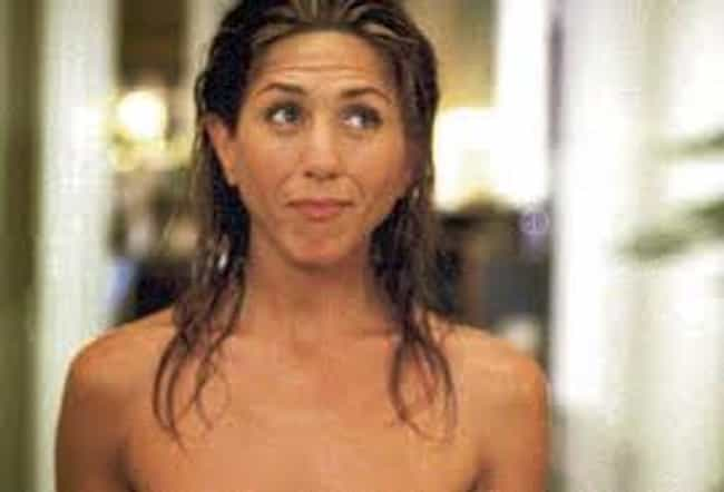 Jennifer Aniston is listed (or ranked) 4 on the list Have You Seen Me? (Unforgettable Nude Celebrity Women)