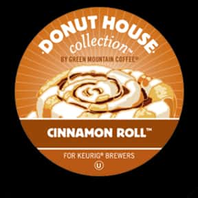 Donut House Collection Cinnamo is listed (or ranked) 10 on the list The Best K-Cup Flavors