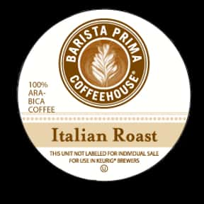 Barista Prima Coffeehouse Ital is listed (or ranked) 19 on the list The Best K-Cup Flavors