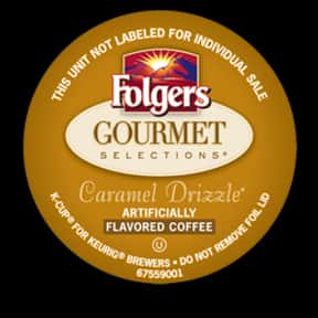 Folgers Gourmet Selections Car is listed (or ranked) 7 on the list The Best K-Cup Flavors